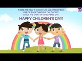 Children's Day 2018 Wishes