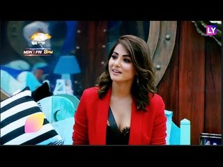 Bigg Boss 12 Episode 72 | 25 Dec 18: हिना खान के आने से घर का माहौल हुआ खुशनुमा