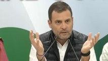 Rahul Gandhi takes a dig at PM Modi Over ''Ulta Chor, Chowkidaar ko daante' | Oneindia News