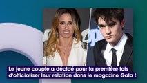 """Elle m'apaise"""" : Alain-Fabien Delon fou amoureux de Capucine Anav, ils officialisent"""