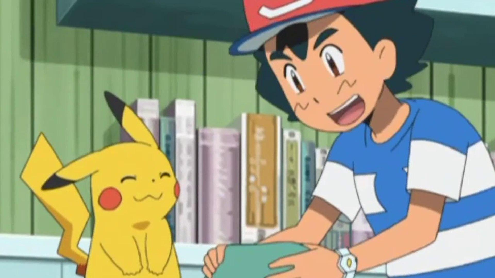 Pokémon Saison 21 Episode 2 Cache Cache Pokémon