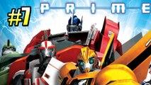 Трансформеры Прайм {Transformers Prime} часть #7 — ОПТИМУС В ГОРАХ