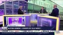 Ronan Blanc VS Jean-Pierre Gaillard (2/2): Alstom-Siemens, l'Europe est-elle naïve? - 08/02