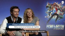 Elodie Fontan et Philippe Lacheau répondent au Club Dorothée