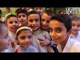 Une journée dans une école publique libanaise qui accueille des réfugiés syriens