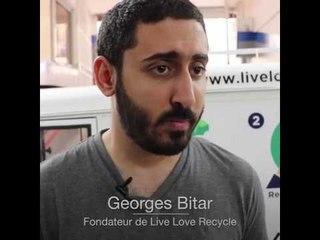 Live Love Recycle : une appli gratuite pour promouvoir le recyclage des déchets à Beyrouth