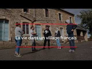 Waël Rajoub, réfugié syrien dans un village français : « En ville, je me serais perdu » (ép. 5)