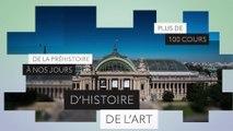 Histoires d'art au Grand Palais : apprendre et se faire plaisir en toute liberté !