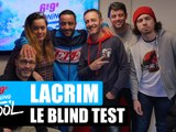 Lacrim - Le blind test #MorningDeDifool