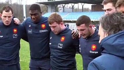 XV de France masculin : Ca va cruncher !