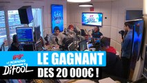 Difool a offert 20 000€ ! #MorningDeDifool