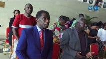 RTG/Une messe d'action de grâce célébrée hier à Radio Gabon et Gabon Télévision