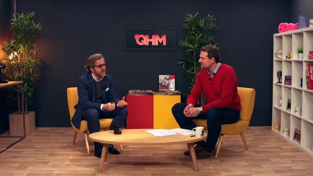 Frédéric de Vincelles (#QHM) dresse le bilan de M6 et se confie sur les projets de la chaîne
