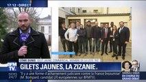 """Côme Dunis, gilet jaune: la réunion avec Luigi Di Maio """"n'a pas été organisée par le Ralliement d'initiative citoyenne"""""""