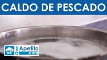 Receta de caldo de pescado fácil y casera | QueApetito