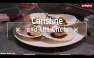 Christine and the Chefs #11 : Les noix de Saint-Jacques rôties en coquille à la grenobloise