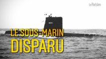 Sous-marin disparu : l'armée part à sa recherche 50 ans après
