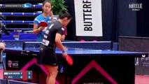 Coupe ETTU dames - 1/4 de finale retour : Saint-Quentin - Lys Lille (5)