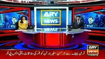 Unique protest of PTI MNA Alamgir Khan in front of CM House