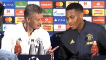 Ole Gunnar Solskjaer & Anthony Martial Full Pre-Match Press Conference - Manchester United v PSG - Champions League