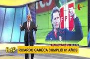 Ricardo Gareca: los emotivos saludos que le enviaron por su cumpleaños