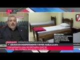 Abusos en River e Independiente: Habló la AFA