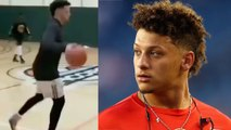 Patrick Mahomes BANNED From Playing Basketball According To KC Chiefs GM!