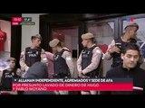 Allanamientos en AFA, Independiente y Futbolistas Agremiados