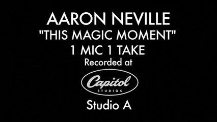Aaron Neville - This Magic Moment