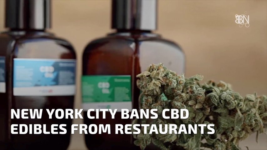 New York Is Not Letting Restaurants Serve CBD Laced Foods