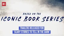 New Trailer For 'Scary Stories to Tell in the Dark' Released