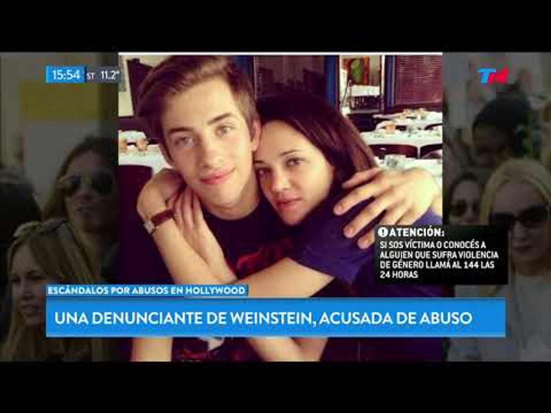 Asia Argento, de acusar a Harvey Weinstein a ser acusada de abuso a un menor