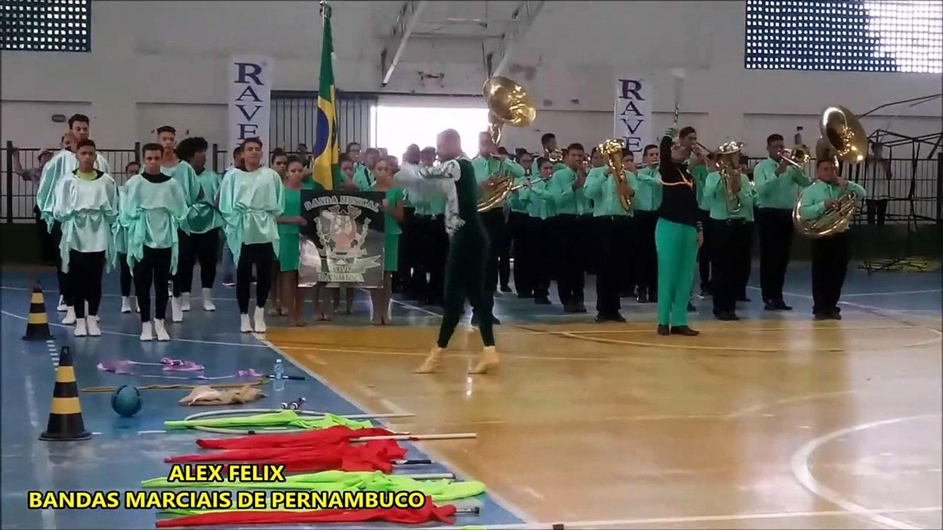 BANDA MUSICAL DO COLÉGIO ATIVO 2018 - VI COPA NACIONAL DE CAMPEÃS DE BANDAS E FANFARRAS