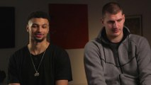 Nikola Jokic and Jamal Murray Have Great Chemistry!