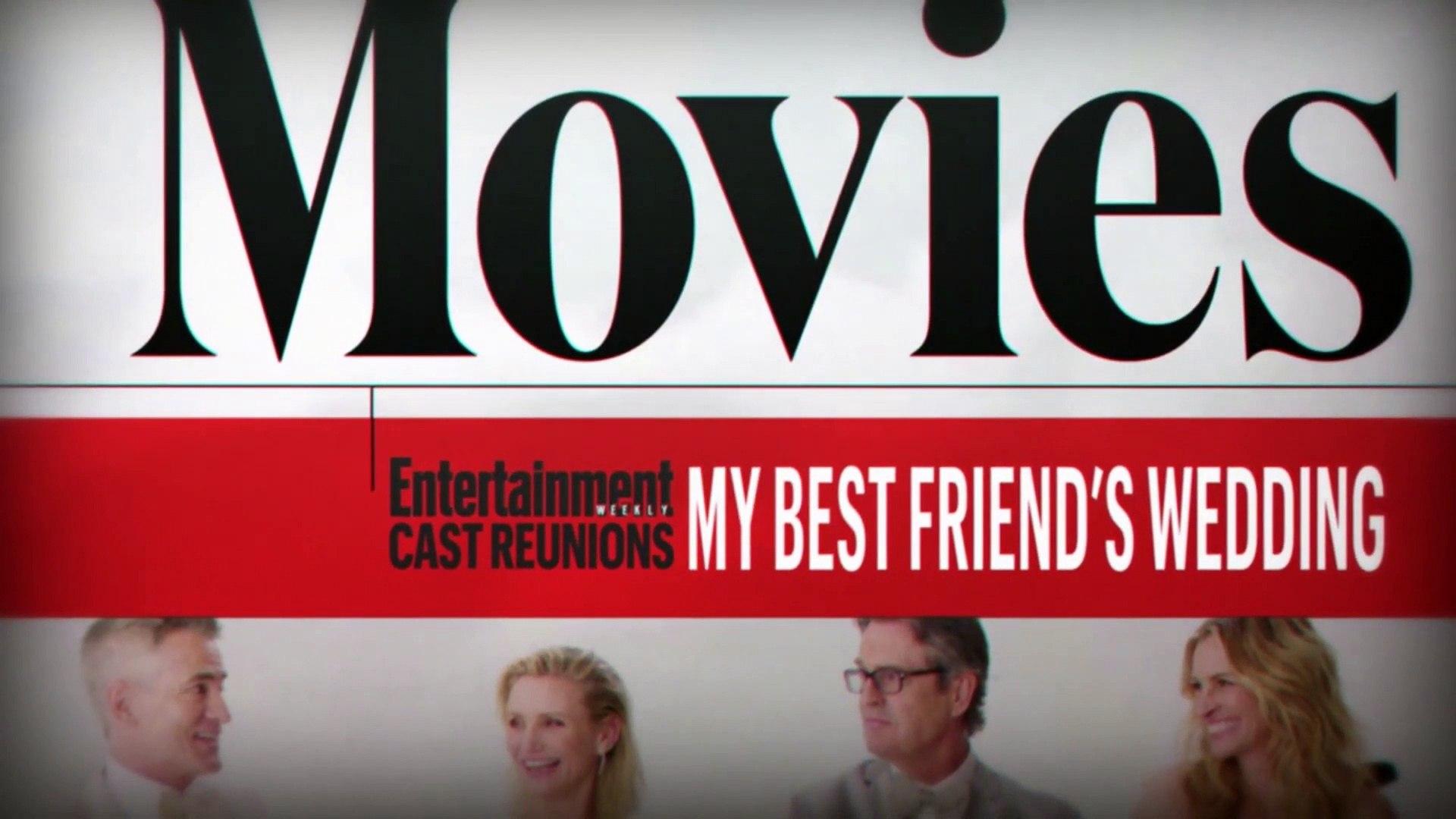 Julia Roberts On The 'Pick Me' Scene In 'My Best Friend's Wedding' | People