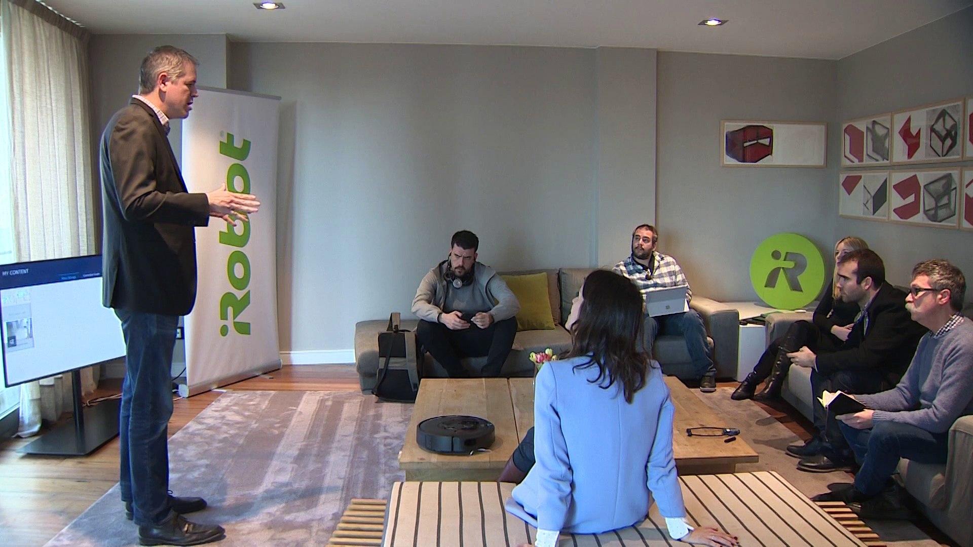 Llega a España el nuevo robot aspirador Roomba i7+