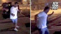 Drunk dancer boogies through his DUI test