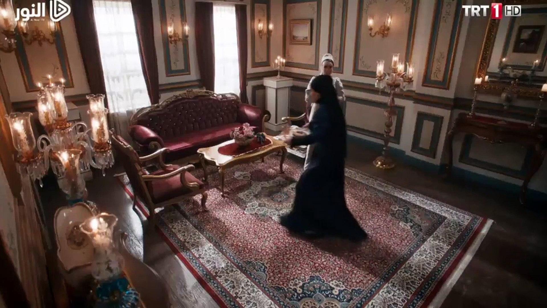 السلطان عبدالحميد الثاني الموسم الثالث الحلقة 19 مترجمة كاملة للعربية  القسم ۱