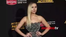 Natasha Bure 2019 Movieguide Awards Red Carpet