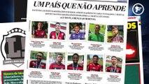 Ferland Mendy priorité du FC Barcelone, le Brésil pleure les jeunes victimes de Flamengo
