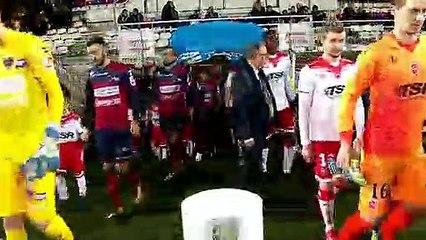 J24: Clermont - Valenciennes (0-1)