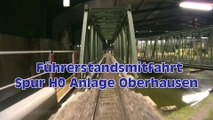 Modellbahn H0 - Führerstandsmitfahrt auf der Modelleisenbahn - Modellbahnwelt Odenwald - Ein Film von Pennula zum Thema Modellbau und Eisenbahn