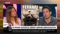 """""""J'ai peur tout le temps"""" : Jérémy Ferrari menacé de mort et obligé d'embaucher un garde du corps"""
