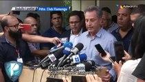 Tragedia sacude al futbol de Brasil | Azteca Deportes