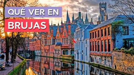 Qué ver en Brujas | 10 Lugares imprescindibles