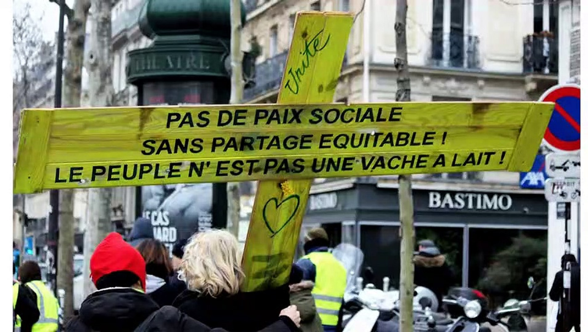 Police Blow Off Yellow Vest Photographer's Hand & Saudis Charged With Rape In US Whisked Ba
