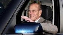 Le prince Philip renonce à son permis de conduire