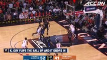 Virginia's Kyle Guy Miraculously Gets The Basket For The And-1