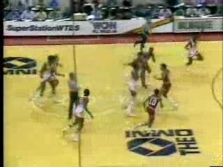 NBA BASKETBALL – Dominique Wilkins