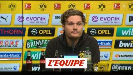 Le leader Dortmund s'écroule et concède le nul face à Hoffenheim